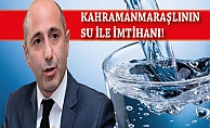 Kahramanmaraş'ta Son 6 Ayda Suya Yüzde 57 Zam!