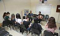 Odunpazarı Belediyesi Gençlik Korosu kuruldu