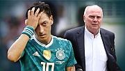 Bayern Münih Başkanı Uli Hoeness Mesut Özil'e yine hakaret etti!