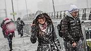 Sağanak ve kar alarmı!