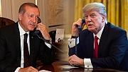 Erdoğan Trump'la görüştü!