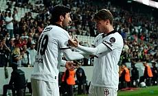 Beşiktaş 3. sırayı bırakmadı!