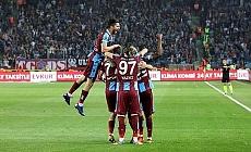 Trabzonspor evinde Beşiktaş'ı mağlup etti