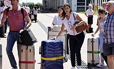 Turist sayısı artıyor ama geliri azalıyor