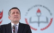 Millî Eğitim Bakanı Ziya Selçuk, yeni eğitim - öğretim yılı programını duyurdu
