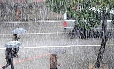 Meteoroloji'den 'kuvvetli' yağış uyarısı