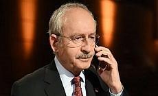 CHP lideri Kılıçdaroğlu'ndan MHP'li Semih Yalçın'a taziye telefonu
