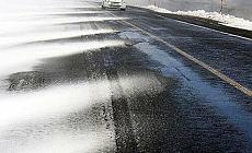 Meteoroloji'den kuvvetli buzlanma uyarısı
