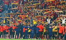Göztepe, stadındaki ilk karşılaşmasında Beşiktaş'ı devirdi