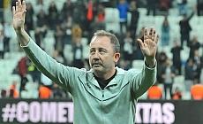 Beşiktaş, Sergen Yalçın'la Anlaştı