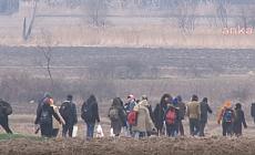 Sınırlara Mülteci Akını