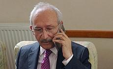 Kılıçdaroğlu'ndan Taziye Telofonu