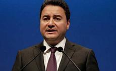 Ali Babacan: Bunlar daha iyi günler