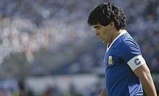TFF'den Maradona açıklaması