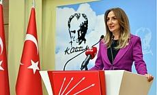 """CHP Kadın Kolları Başkanı Nazlıaka: """"Kadına Şiddet Politiktir"""" Diye Haykırmaya Devam Edeceğiz"""