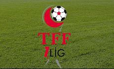 TFF 1. Lig'de 2 maç Koronavirüs nedeniyle ertelendi