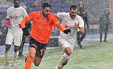 Başakşehir, Sivasspor'la yenişemedi