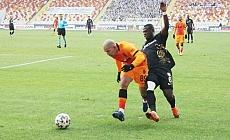 Babel'den Galatasaray'a 3 puan
