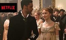 Netflix Açıkladı: 'Bridgerton' Dizisi İzleyici Rekoru Kırdı