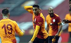 Galatasaray kayıp vermedi