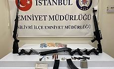 Silivri'de uyuşturucu operasyonu: 2'si kadın 4 kişi gözaltına alındı