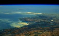 Türkiye'deki orman yangınlarının uzaydan görüntüsü paylaşıldı