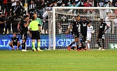 Beşiktaş Altay deplasmanında kayıp
