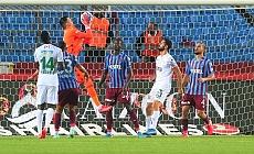 Trabzonspor fırsat tepti
